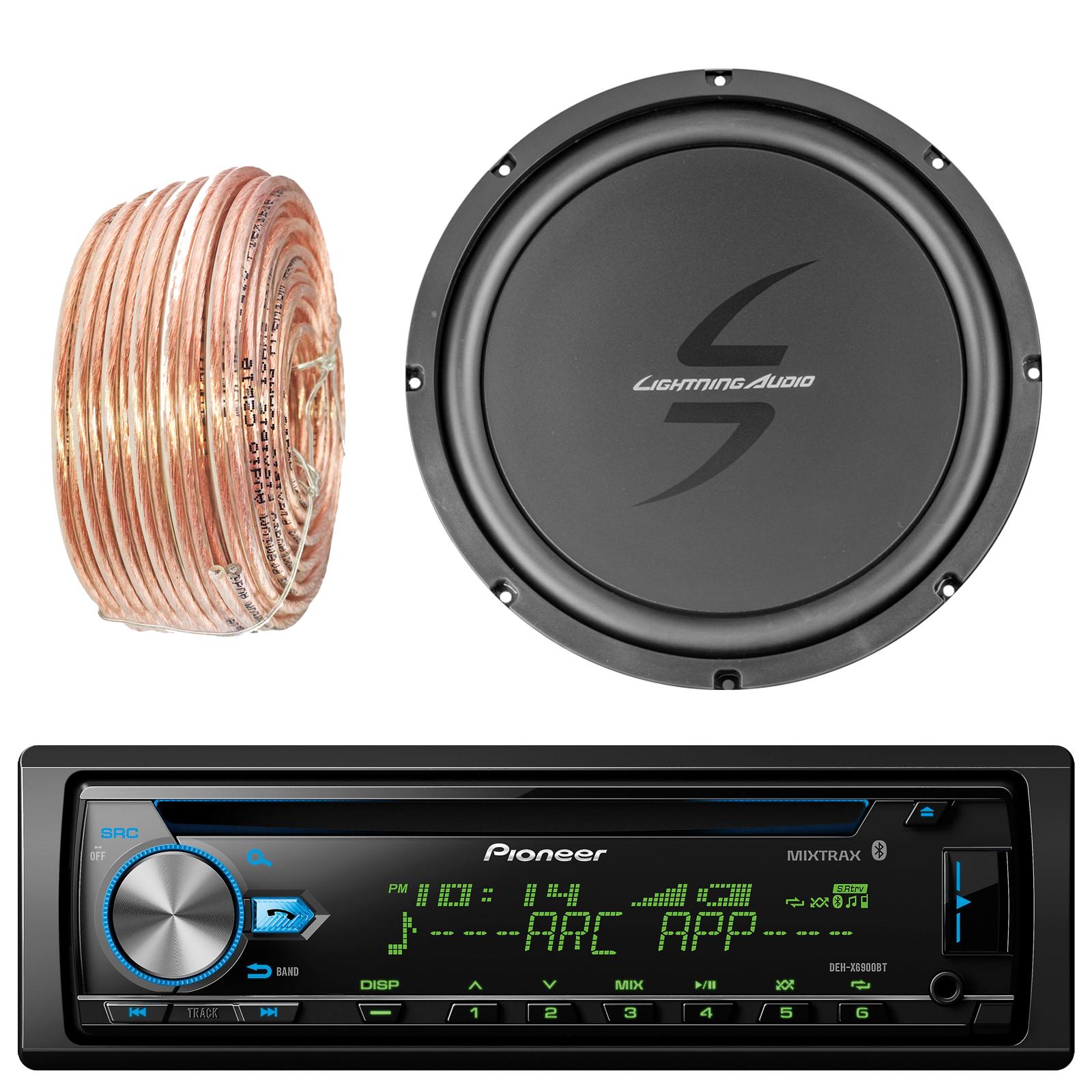 Car Audio Subwoofer Wiring