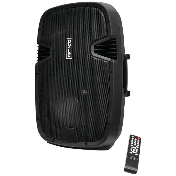 "PPHP155ST FM  Radio USB//SD Pyle 15/""  Powered DJ Bluetooth Speakers"
