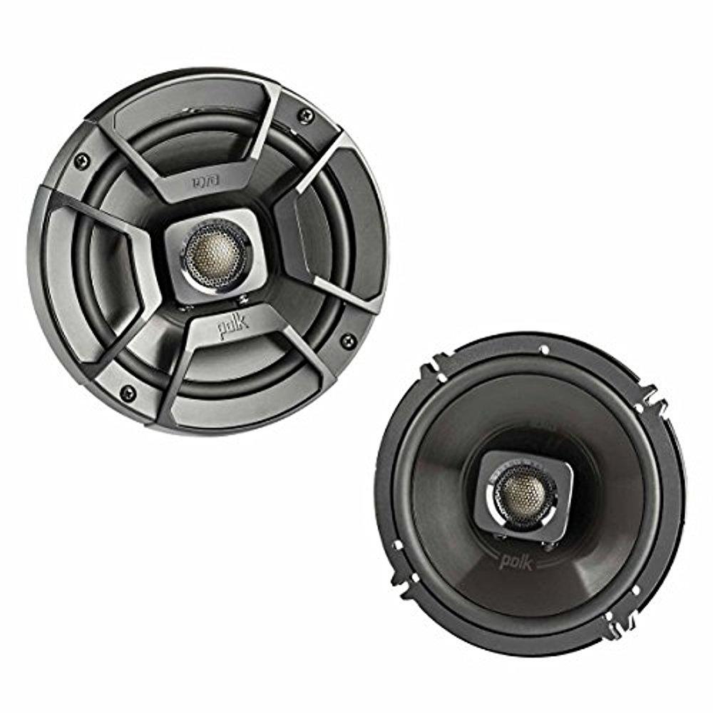"2x Polk Audio DB652 Marine 300W Certified 6.5/"" Coaxial Car//Marine ATV Speakers"