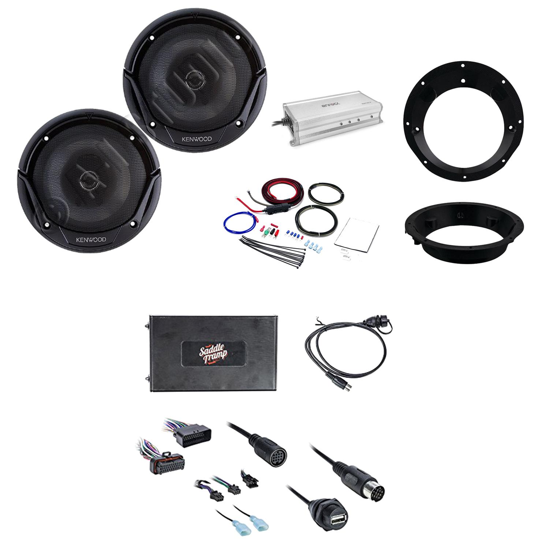 Metra BT-HD01 Bluetooth Audio Interface for Select 2006-13 Harley Davidson Radio