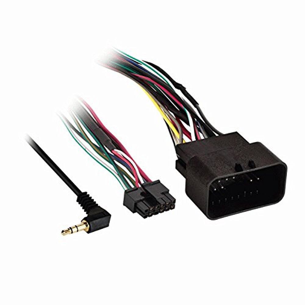 Details about Metra 70-9800 Harley Davidson 1998-2013 Car Stereo Wiring on