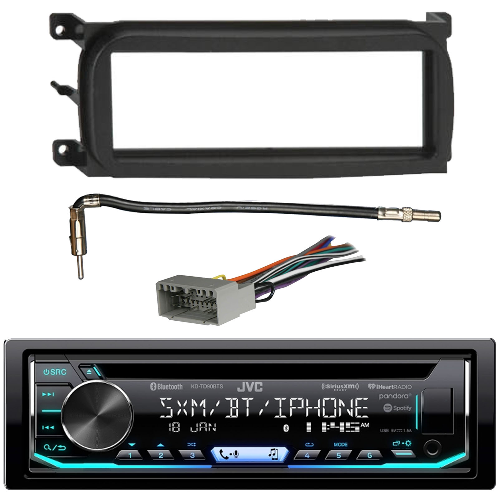 Marvelous Terminals Wiring 1984 2005 Chrysler Dodge Harness To Aftermarket Wiring Digital Resources Funapmognl